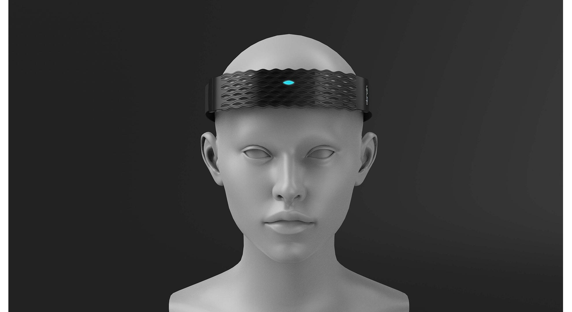 阿尔兹脑电波感知环