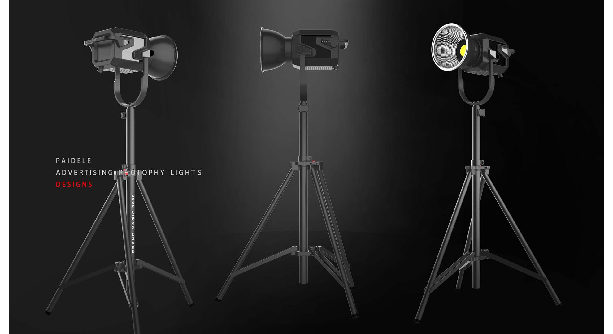 三星摄影器材摄影灯