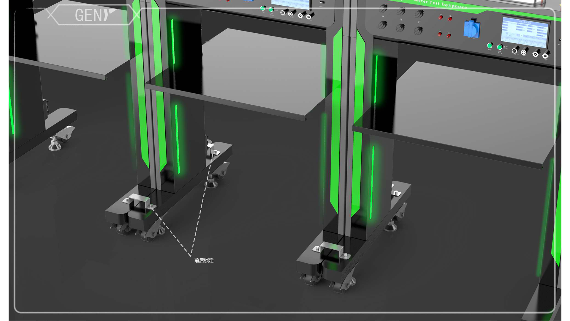 南方电网电表检测仪器