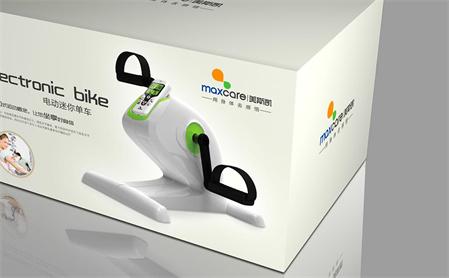 健身按摩保健产品包装设计