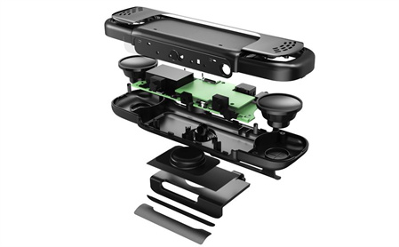 TV-BOX 塑胶类结构设计
