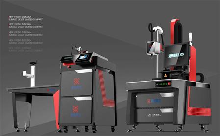 激光焊接机外观设计